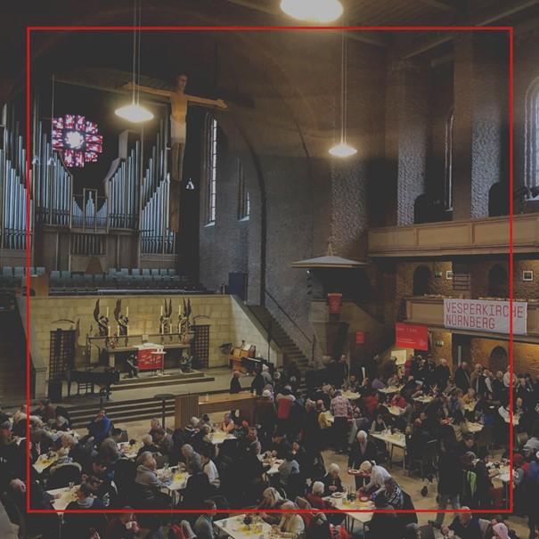 wir unterstützen die vesperkirche nürnberg