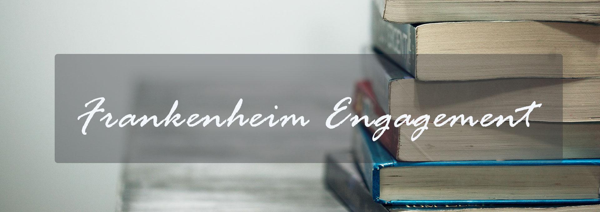 Frankenheim-Engagement-Forschung